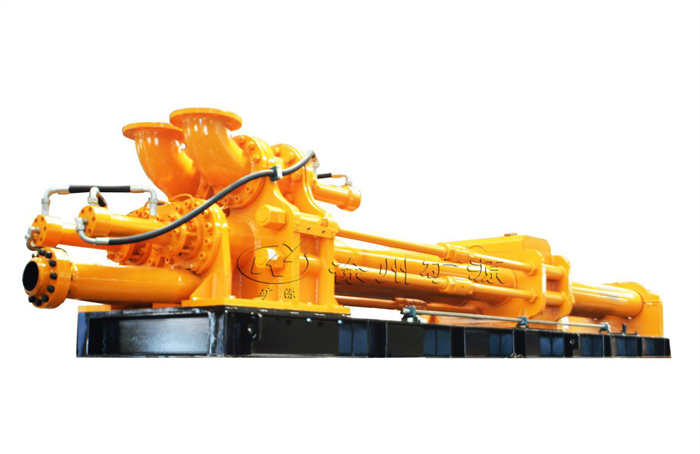 锥阀充填泵
